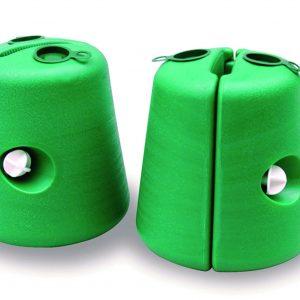 base zavorra verde per gazebo