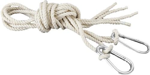 corda con moschettoni per amaca brunner