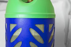 bombola in vetroresina con propano 10kg Bbox - NON SPEDIBILE