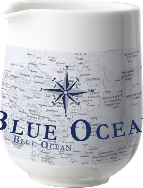 bricco lattiera blue ocean
