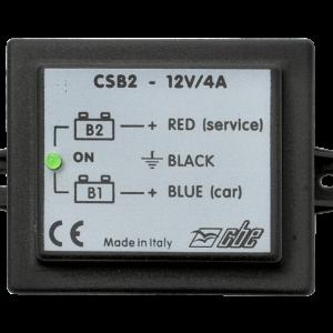 dispositivo cbe per la ricarica della batteria auto csb2