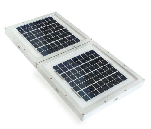pannello fotovoltaico componibile iniziale