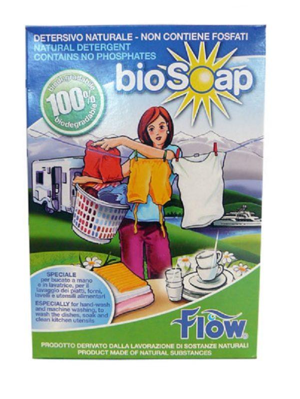 detersivo multiuso bio soap flow