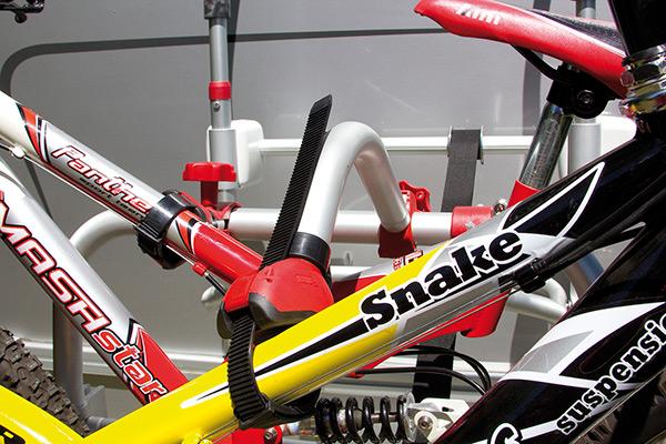 braccio bloccaggio 3a bici