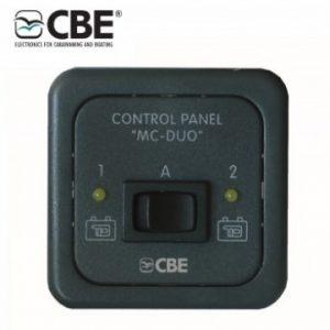pannello comando batterie bds-150