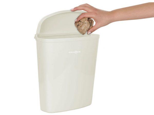 cestino porta rifiuti pillar xl