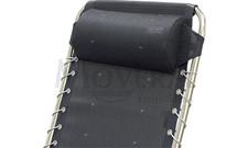 cuscino grigio per sdraio