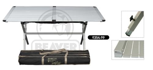 tavolo pieghevole genius 150 beaver