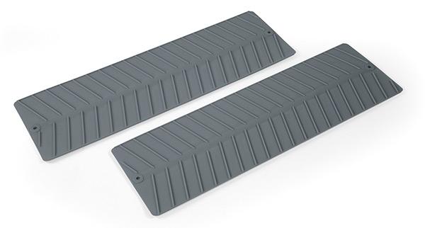 piastre zigrinate level plate