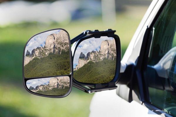 specchio per traino gamma ang sx guida