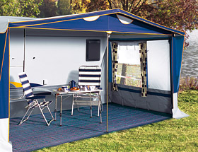 stuoia veranda luxcolor 300gr grigio 3,5m