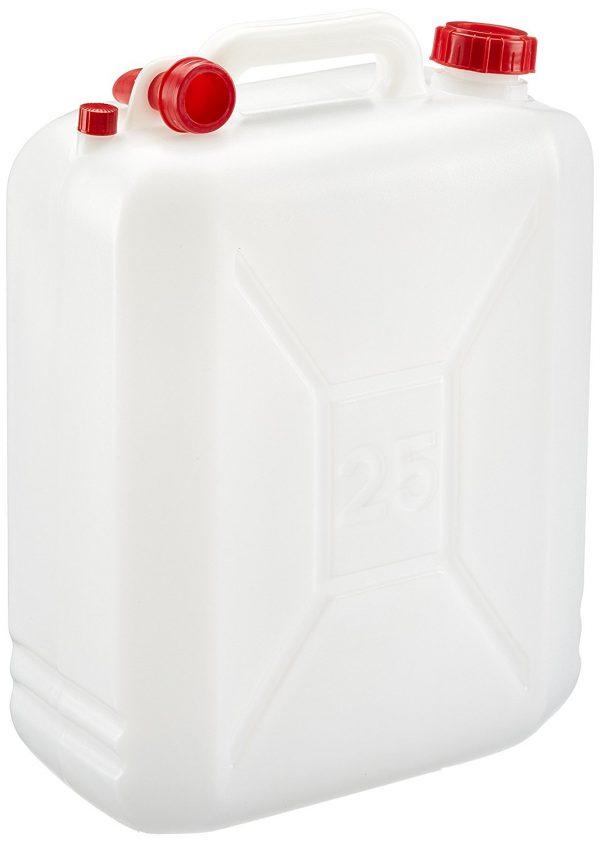 tanica acqua potabile con tappo 15lt