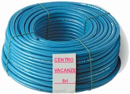 tubo gas blu 8x13